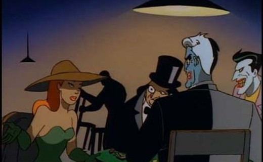 Batman: The Animated Series Season 1 Episode 28 - Night of the Ninja