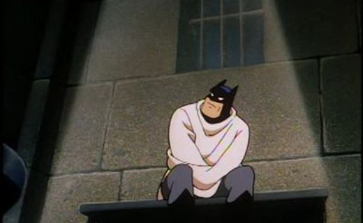 Batman: The Animated Series Season 1 Episode 25 - The Cape and Cowl Conspiracy
