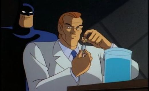 Batman: The Animated Series Season 1 Episode 26 - Perchance to Dream