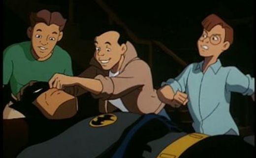 Batman: The Animated Series Season 1 Episode 4 - Feat of Clay (1)