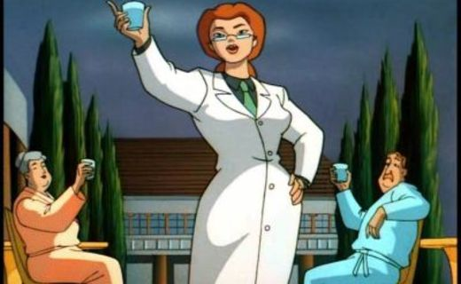 Batman: The Animated Series Season 1 Episode 8 - The Cat and the Claw (2)