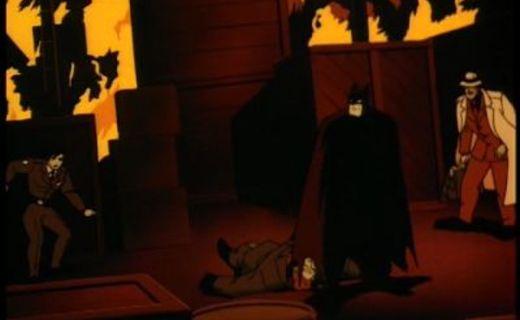Batman: The Animated Series Season 1 Episode 20 - I've Got Batman in My Basement