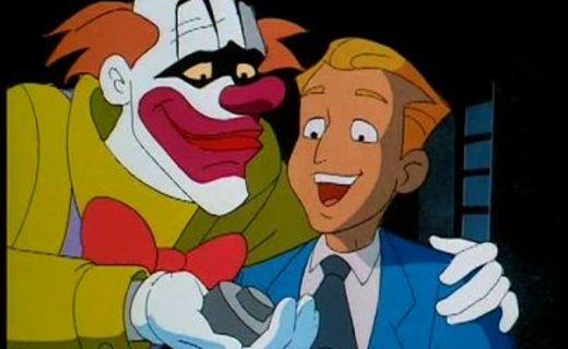 Batman: The Animated Series Season 1 Episode 18 - Two-Face (2)