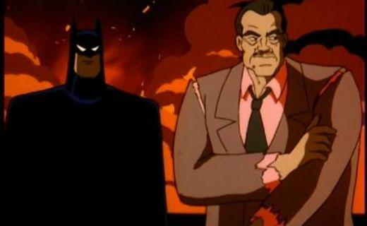 Batman: The Animated Series Season 1 Episode 27 - The Underdwellers