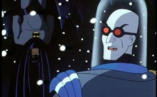 Batman: The Animated Series Season 1 Episode 10 - Nothing to Fear