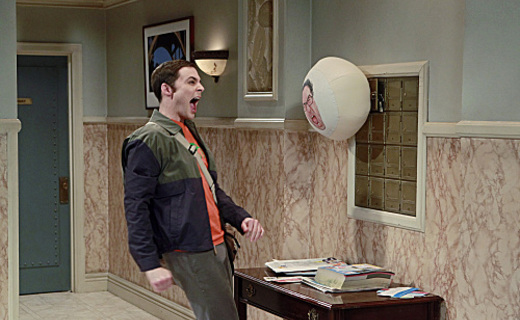 The Big Bang Theory Season 5 Episode 7 - The Good Guy Fluctuation