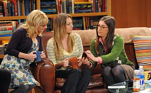 The Big Bang Theory Season 5 Episode 8 - The Isolation Permutation