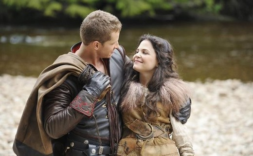 Once Upon a Time Season 1 Episode 3 - Snow Falls