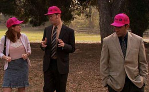 The Office Season 8 Episode 8 - Gettysburg