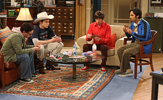 The Big Bang Theory Season 5 Episode 10 - The Flaming Spittoon Acquisition