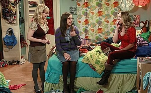 The Big Bang Theory Season 5 Episode 11 - The Speckerman Recurrence