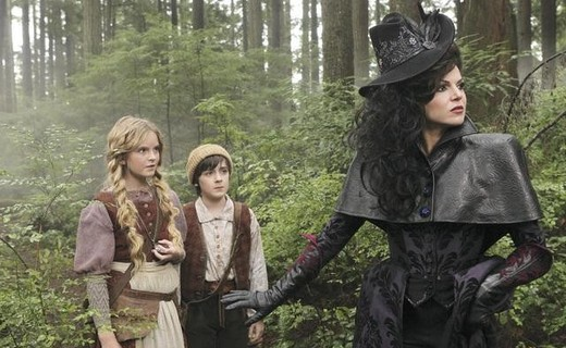 Once Upon a Time Season 1 Episode 9 - True North