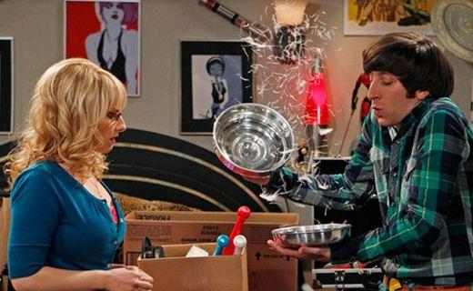 The Big Bang Theory Season 5 Episode 12 - The Shiny Trinket Maneuver