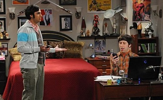 The Big Bang Theory Season 5 Episode 15 - The Friendship Contraction