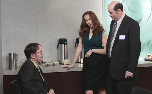 The Office Season 8 Episode 15 - Tallahassee