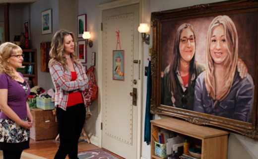 The Big Bang Theory Season 5 Episode 17 - The Rothman Disintegration