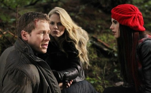 Once Upon a Time Season 1 Episode 15 - Red-Handed
