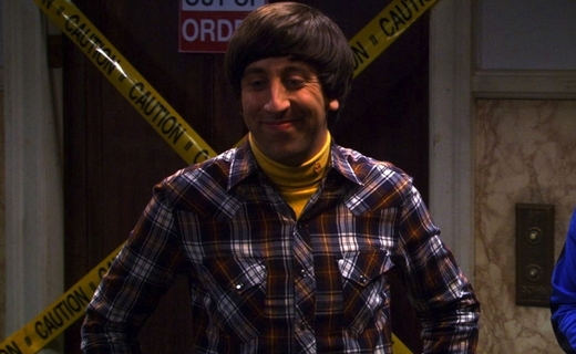 The Big Bang Theory Season 5 Episode 19 - The Weekend Vortex