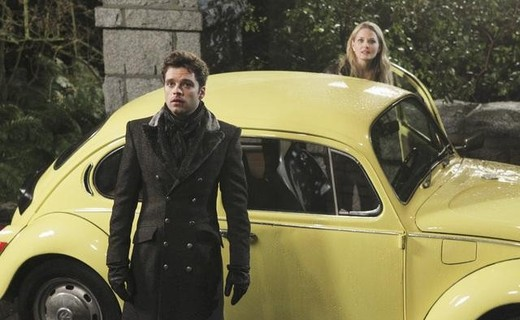 Once Upon a Time Season 1 Episode 17 - Hat Trick