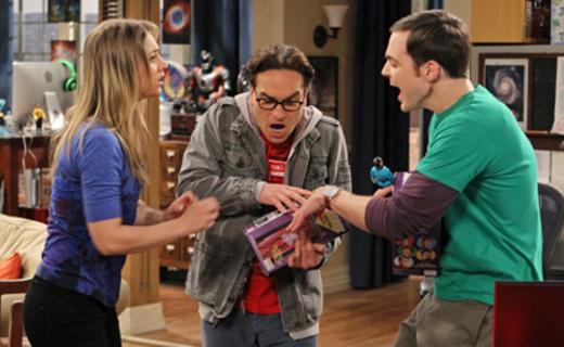 The Big Bang Theory Season 5 Episode 20 - The Transporter Malfunction