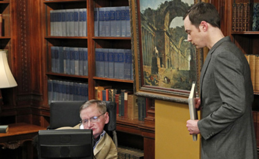 The Big Bang Theory Season 5 Episode 21 - The Hawking Excitation