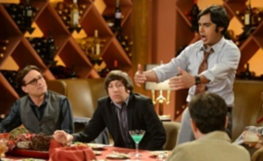 The Big Bang Theory Season 5 Episode 22 - The Stag Convergence