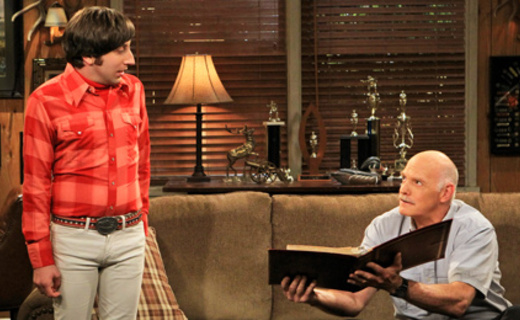 The Big Bang Theory Season 5 Episode 23 - The Launch Acceleration