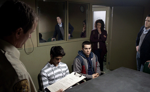 Teen Wolf Season 2 Episode 7 - Restraint