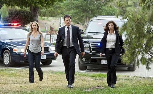 Criminal Minds Season 8 Episode 1 - The Silencer