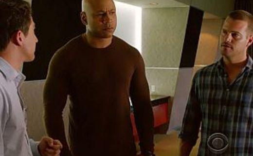 NCIS: Los Angeles Season 4 Episode 3 - The Fifth Man