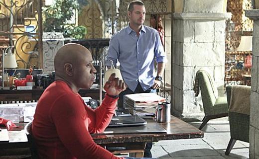 NCIS: Los Angeles Season 4 Episode 4 - Dead Body Politic