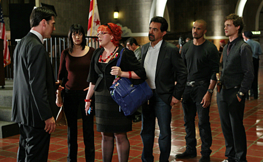 Criminal Minds Season 8 Episode 6 - The Apprenticeship