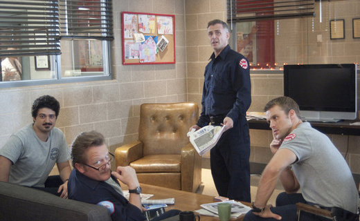 Chicago Fire Season 1 Episode 5 - Hanging On