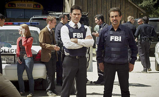 Criminal Minds Season 8 Episode 8 - The Wheels on the Bus…