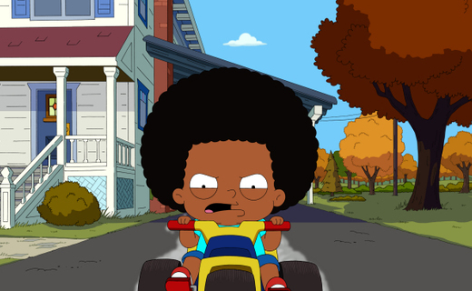 The Cleveland Show Season 4 Episode 4 - Turkey Pot Die