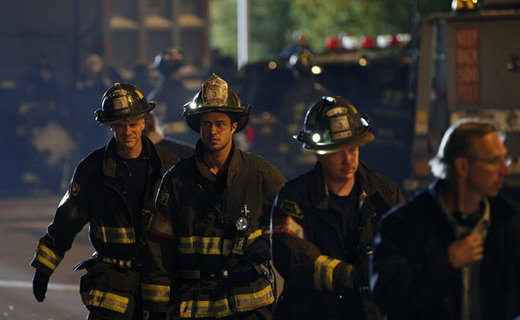 Chicago Fire Season 1 Episode 7 - Two Families