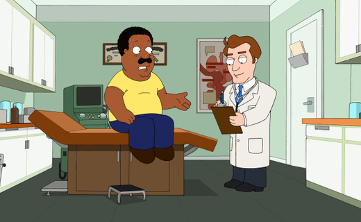 The Cleveland Show Season 4 Episode 5 - A Vas Deferens Between Men and Women