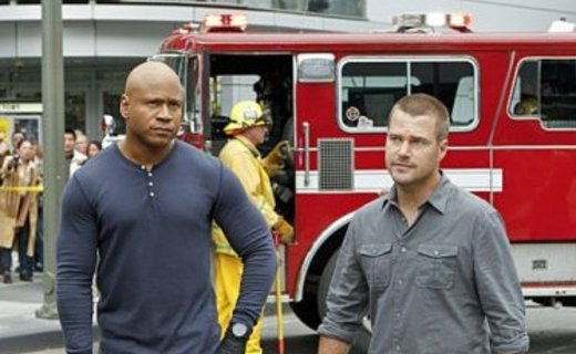 NCIS: Los Angeles Season 4 Episode 9 - The Gold Standard