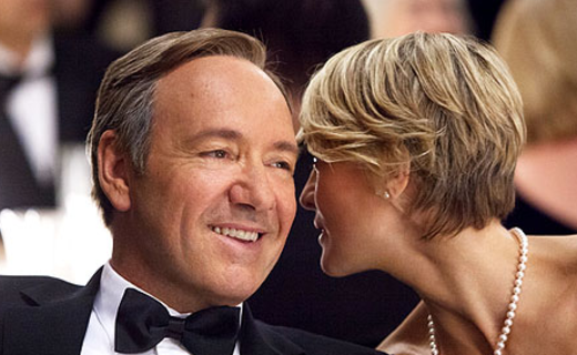 House of Cards Season 1 Episode 1 - Chapter 1