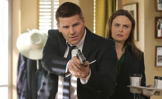 Bones Season 8 Episode 17 - The Fact in the Fiction