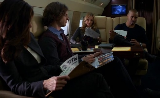 Criminal Minds Season 8 Episode 15 - Broken