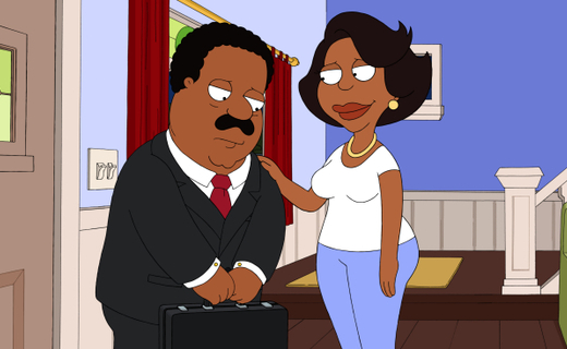 The Cleveland Show Season 4 Episode 11 - Brownsized