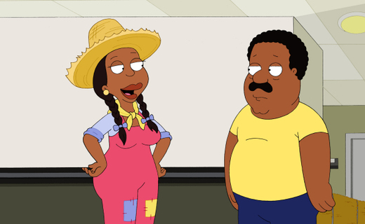 The Cleveland Show Season 4 Episode 15 - California Dreamin' (All the Cleves Are Brown)