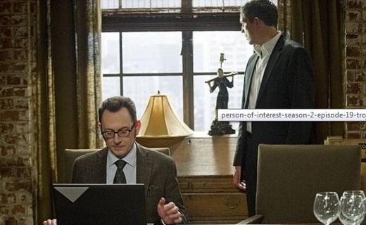 Person of Interest Season 2 Episode 19 - Trojan Horse