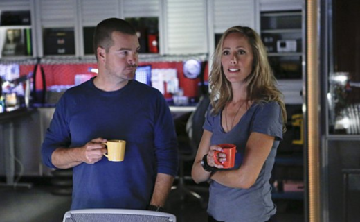 NCIS: Los Angeles Season 4 Episode 18 - Red: Part One