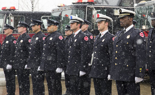 Chicago Fire Season 1 Episode 19 - A Coffin That Small