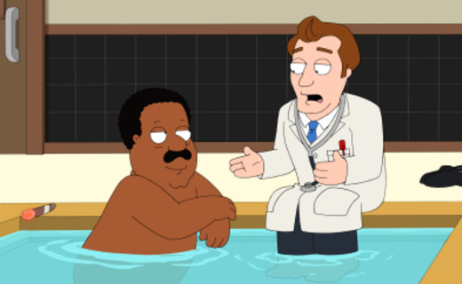 The Cleveland Show Season 4 Episode 17 - Fist and the Furious