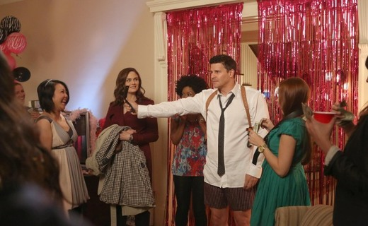 Bones Season 8 Episode 22 - The Party in the Pants