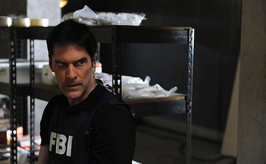 Criminal Minds Season 8 Episode 23 - Brothers Hotchner