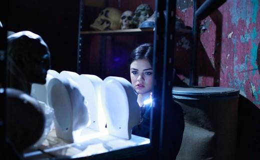 Pretty Little Liars Season 4 Episode 4 - Face Time